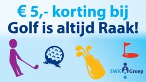 SWKGroepPas – Golf is altijd raak