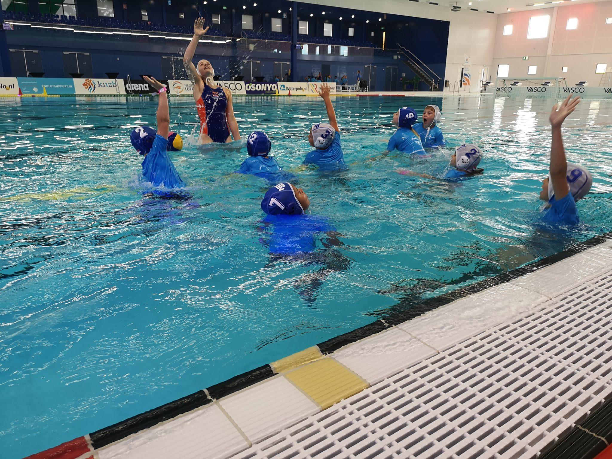 waterpoloclinic